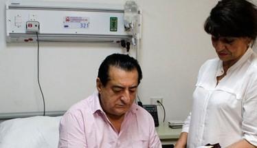 Jorge Oñate y Nancy Zuleta se tienen el uno al otro
